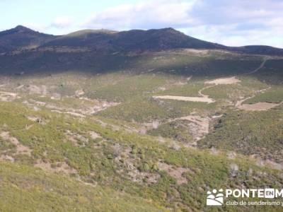 Senda Genaro - GR 300 - Embalse de El Atazar; senderismo en ordesa